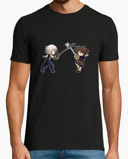 Camiseta Sora x Riku