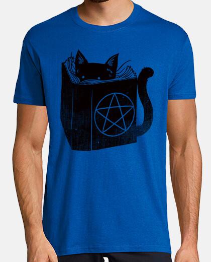 sorcellerie chat t-shirt