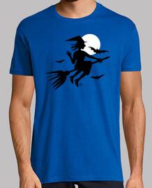 sorcière - murcielago