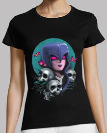 sorcière de la chemise morte femmes