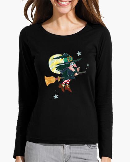 Tee-shirt sorcière myope