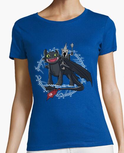 Tee-shirt sorcière roi de berk