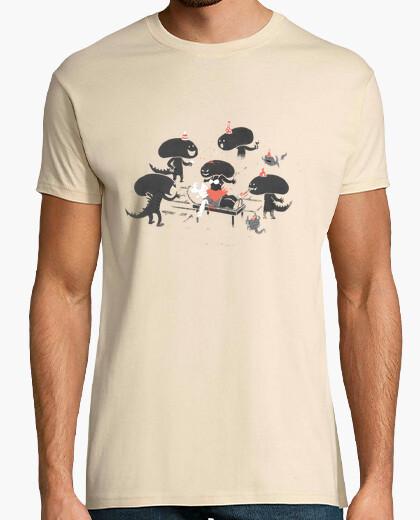 Camiseta sorpresa extranjero
