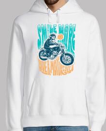 Sorridi di più su una moto