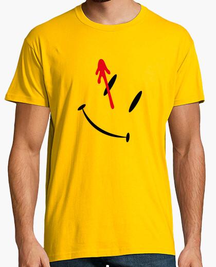 T-shirt sorriso. watchmen