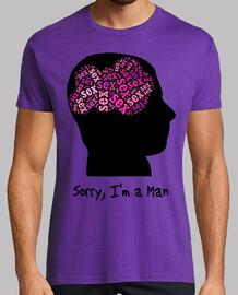 Sorry, I'm a Man