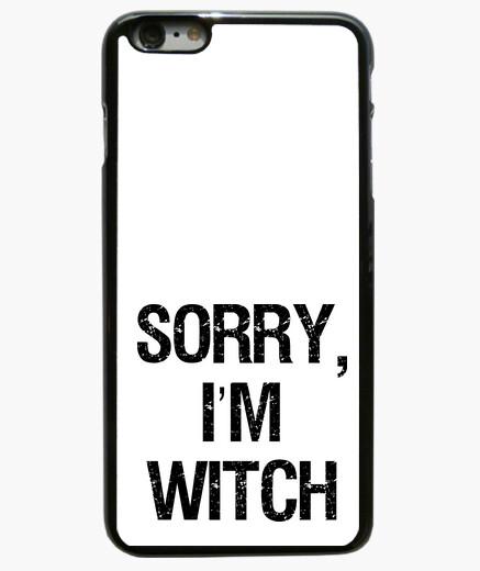 sorry, i'm witch