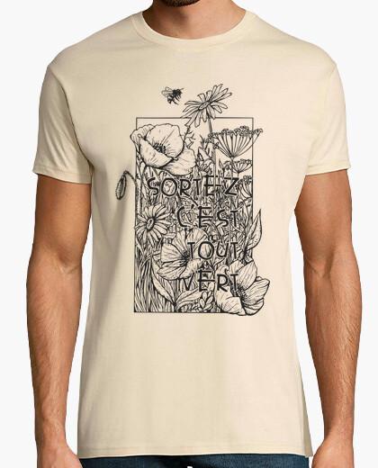 Tee-shirt Sortez