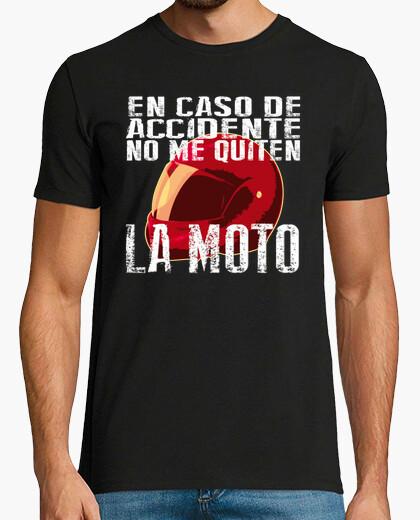 Camiseta s.o.s moteros