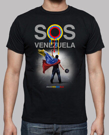 sos venezuela (conception b)