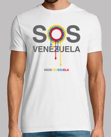 Sos venezuela (design c)