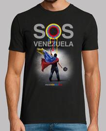sos venezuela (disegno b)
