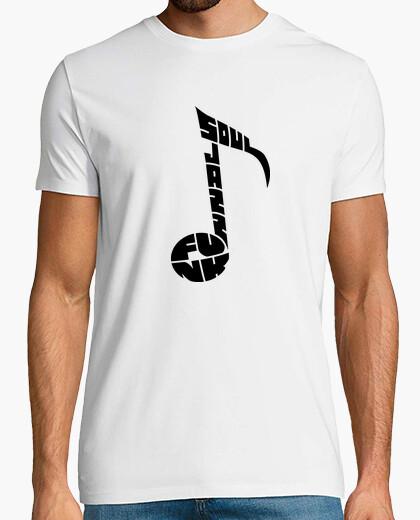 T-Shirt soul jazz funk