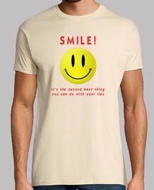 sourire!