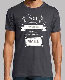 sourire favori