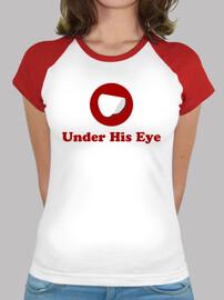 sous ses yeux