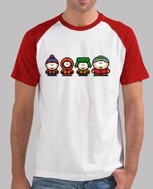 south park group shirt
