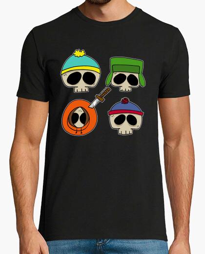 Camiseta South park muertos
