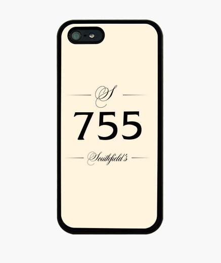 Funda iPhone Southfield's 755 - funda