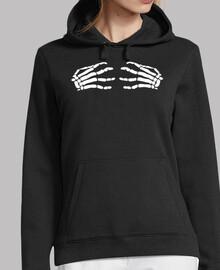 soutien-gorge squelette
