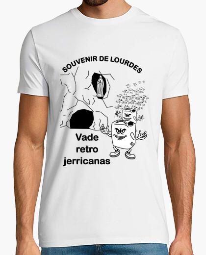 Tee-shirt Souvenir de Lourdes H