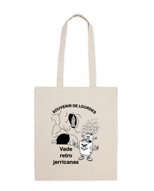 souvenir of heavy bag