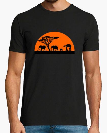 Tee-shirt souvenirs au-ica