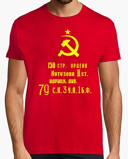 Camiseta Soviet Flag