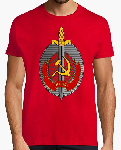 Camiseta Soviet NKVD