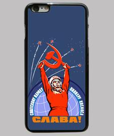 Soviet propaganda Yuri gagarin