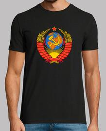 Soviet union shield. ussr
