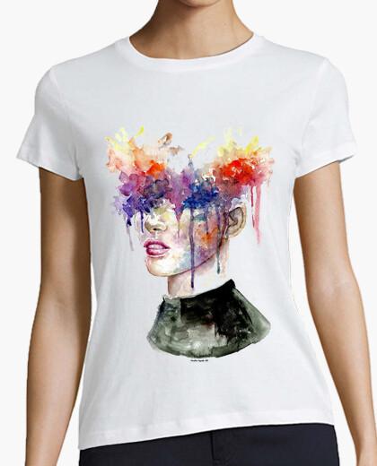 T-shirt sovradosaggio della realtà