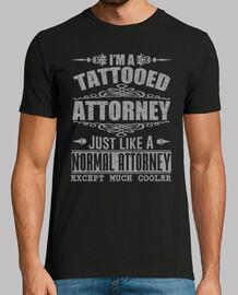 soy abogado tatuado