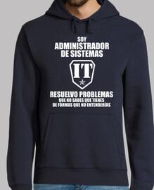 SOY ADMINISTRADOR DE SISTEMAS