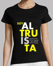 Soy Altruista - amarillo