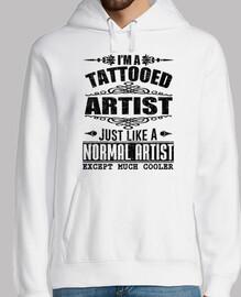 soy artista tatuado