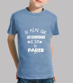 soy de París