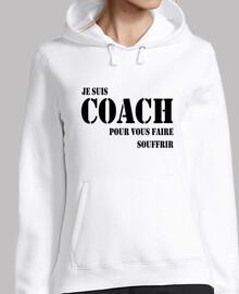 Soy el entrenador para hacerte sufrir