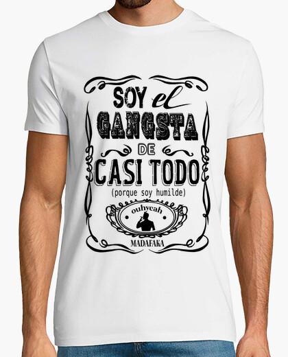 Camiseta Soy el Gangsta