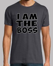 soy el jefe