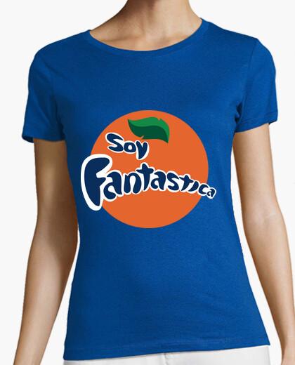 Camiseta SOY FANTASTICA