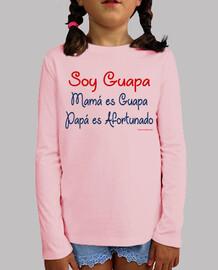 Soy Guapa, Mamá Guapa, Papá Afortunado