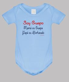 Soy Guapo, Mamá es Guapa, Papá es Afortunado