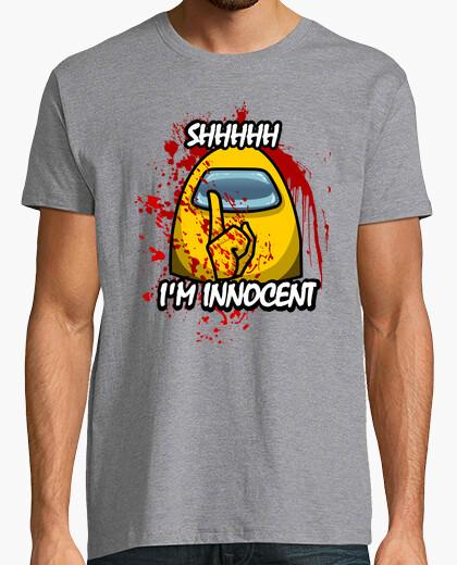 Camiseta soy inocente