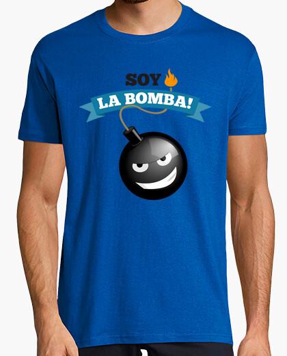 Camiseta Soy La Bomba!