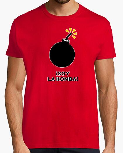 Camiseta Soy la bomba