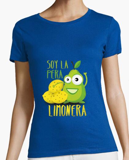 Camiseta Soy la pera limonera