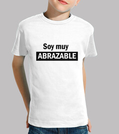 Soy muy abrazable