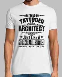 soy tatuado arquitecto