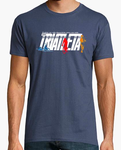 Camiseta Soy triatleta